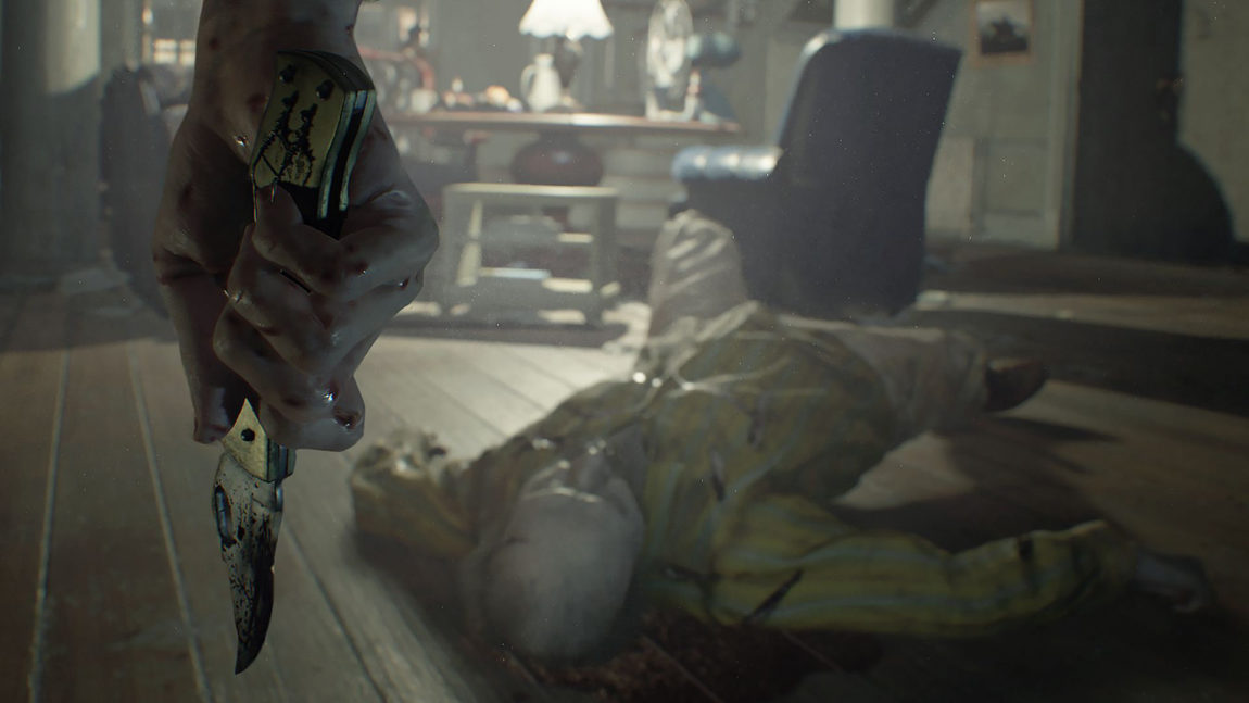 Resident Evil 7: Biohazard. (Foto: Capcom).
