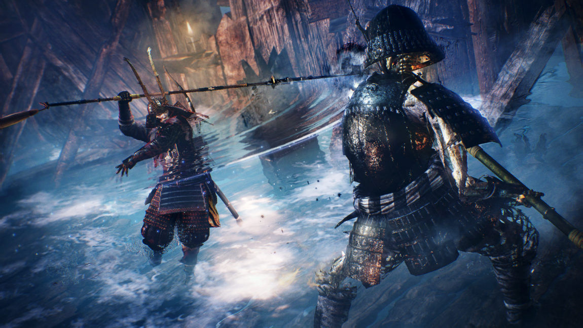 Nioh. (Foto: Sony Interactive Entertainment).