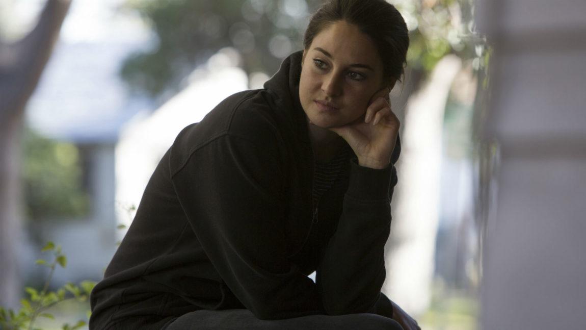 Shailene Woodley spiller alenemor med en fortid i Big Little Lies. (Foto: HBO Nordic).