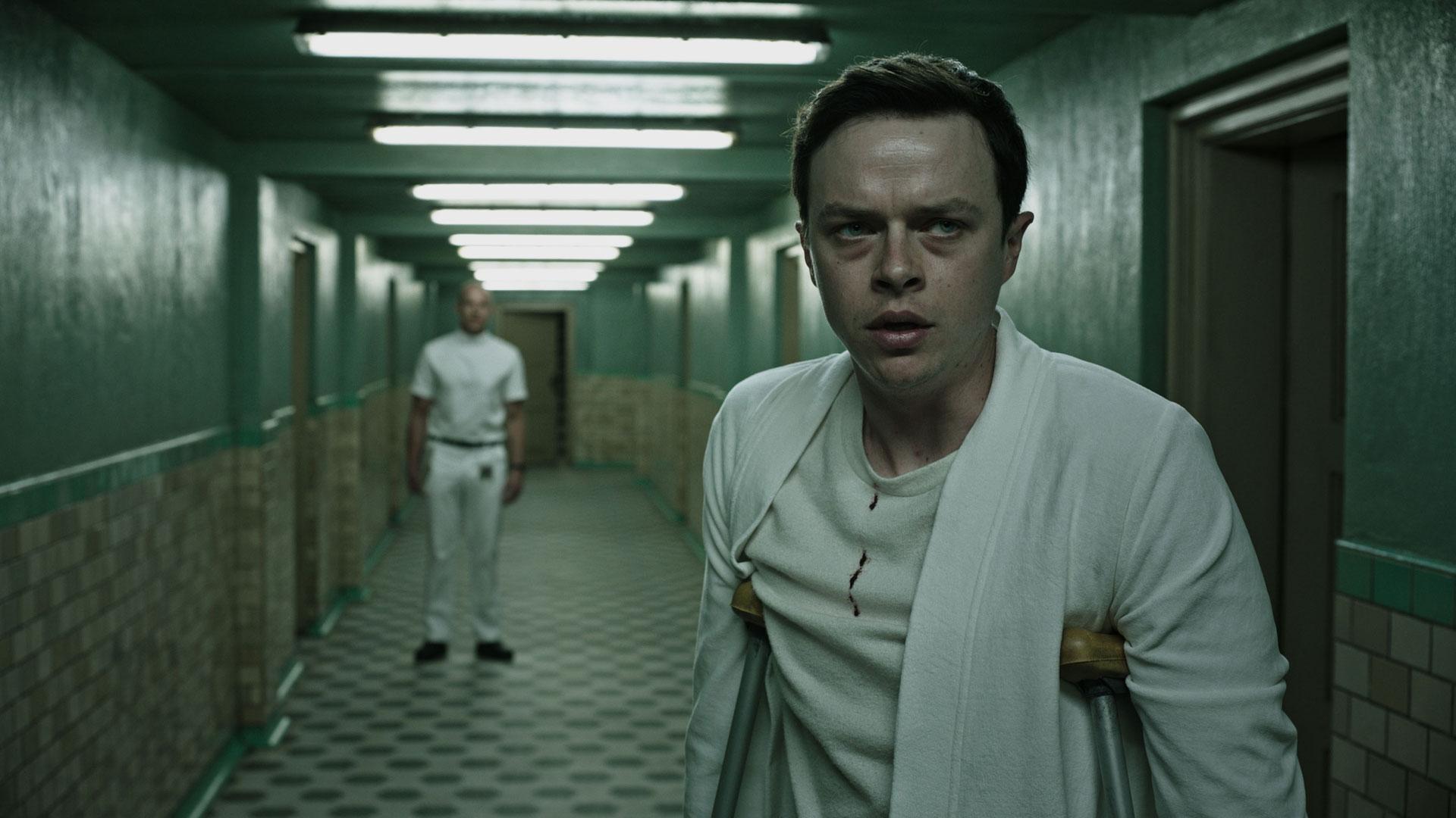 Dane DeHaan kanaliserer sin indre Leonardo DiCaprio i A Cure for Welness. Med en liten klype Jimmi Simpson i miksen.  (Foto: Twentieth Century Fox Norway)