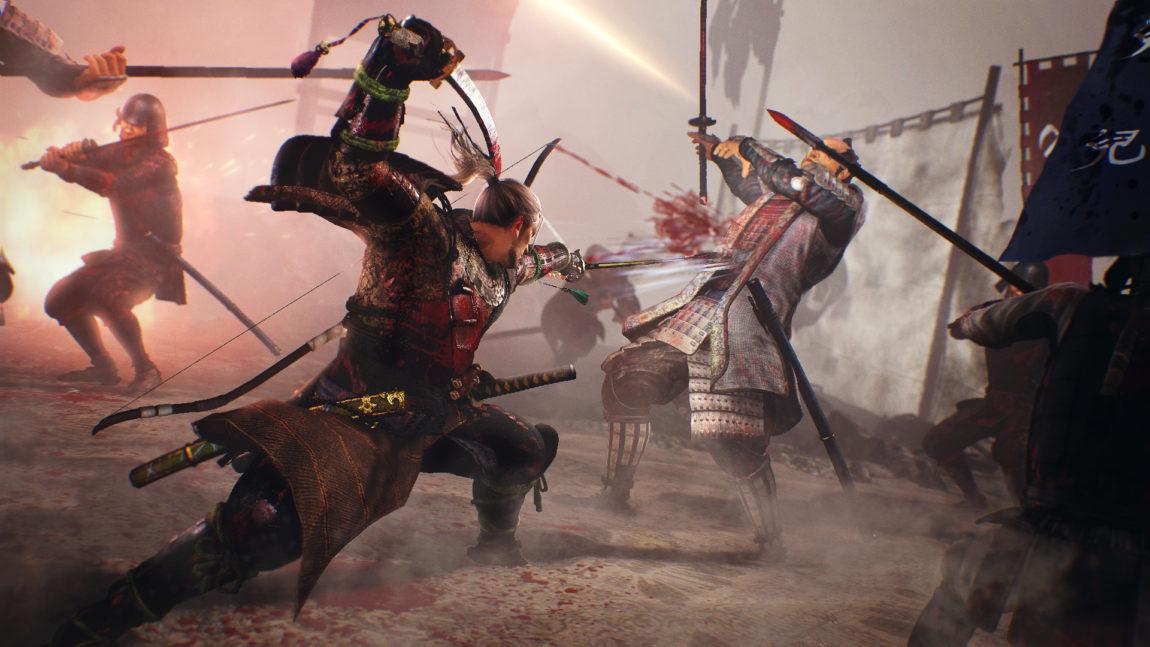 Nioh. (Foto: Sony Interactive Entertainment).