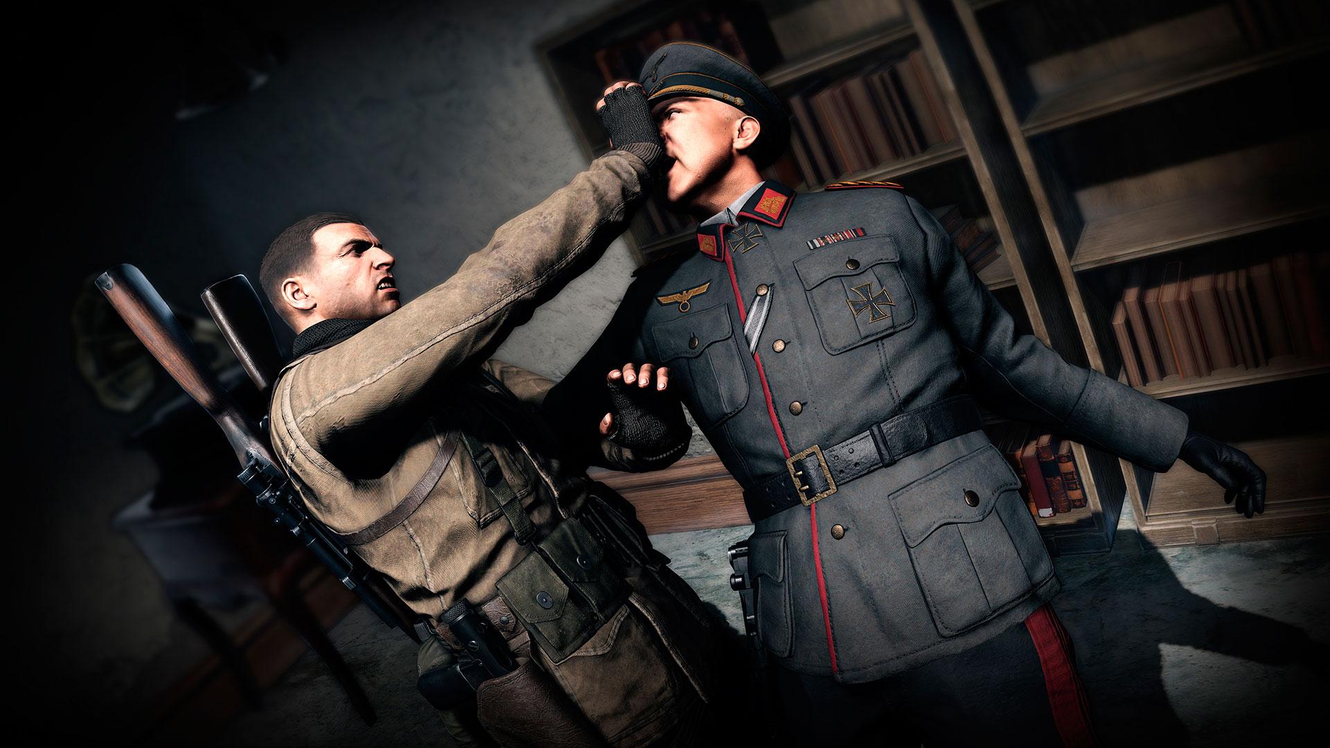 Angrep er det beste angrep. (Foto: Rebellion Developments)