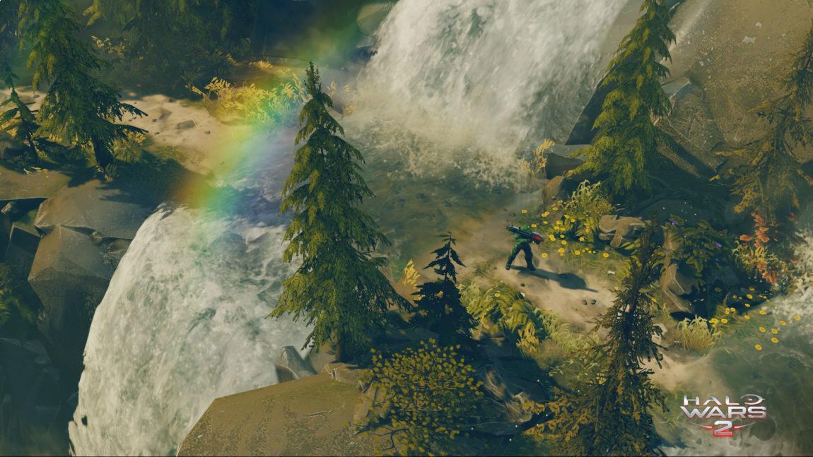 Det finnes flere Spartans enn Master Chief, og de er alle skikkelig bad-ass. (Foto: Microsoft Studios).