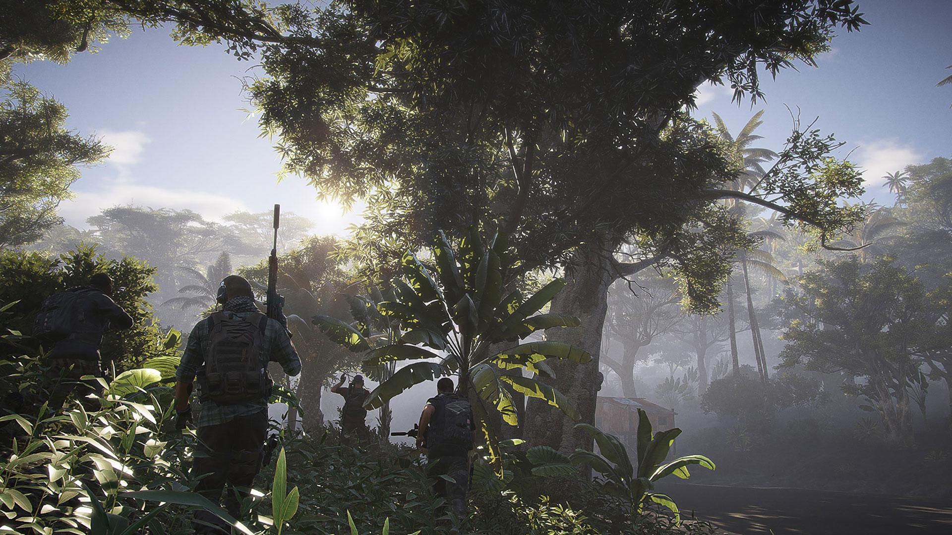Fra frodig jungel til steppelandskap. Wildlands tilbyr alt. (Foto: Ubisoft)