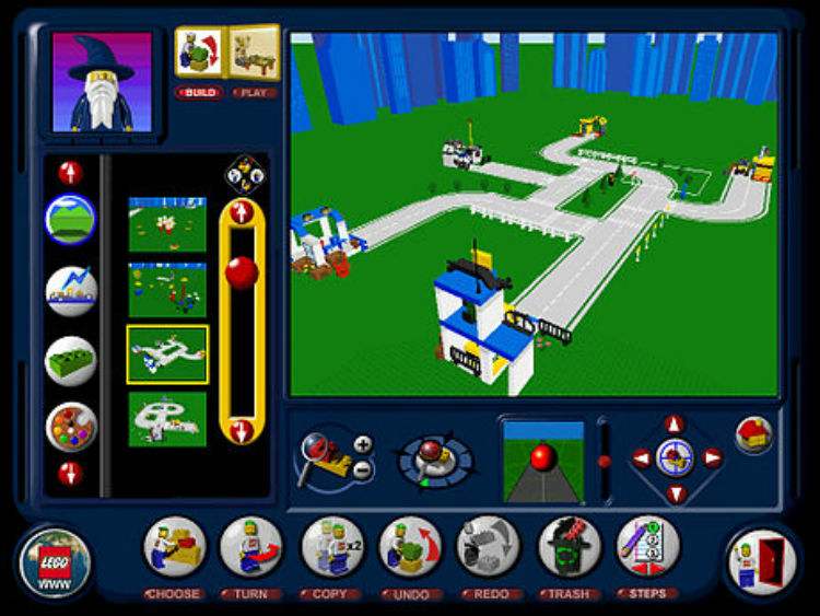 Lego Creator, lego-spel anno 1998.  (Foto: Lego Media)