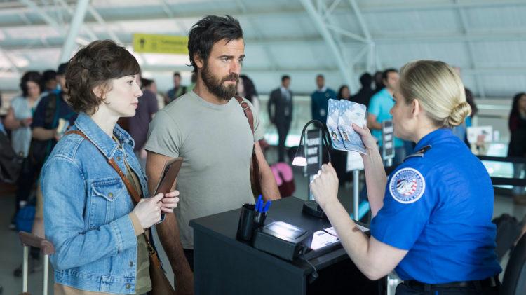 Nora og Kevin legger ut på en reise i The Leftovers, sesong 3. (Foto: HBO Nordic).