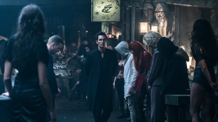 """Matthew McCounaghey spiller trollmannen Walter i """"The Dark Tower"""". (Foto: United International Pictures)"""