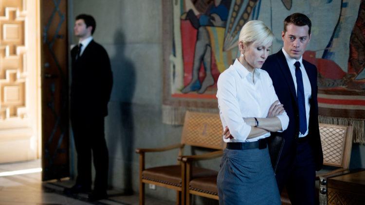 Irina Sidorova (Ingeborga Dapkūnaitė) er blant rollefigurene som engasjerer mest i starten av sesong 2.  (Foto: Viaplay)