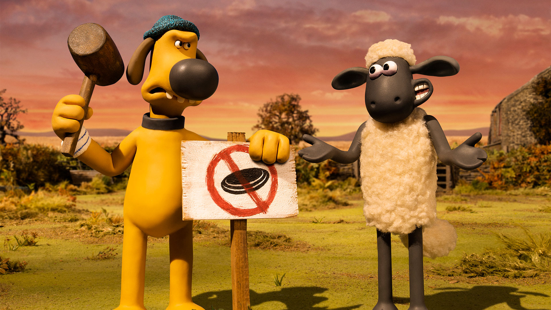 shaun sheep jump rope - HD 1920×1080