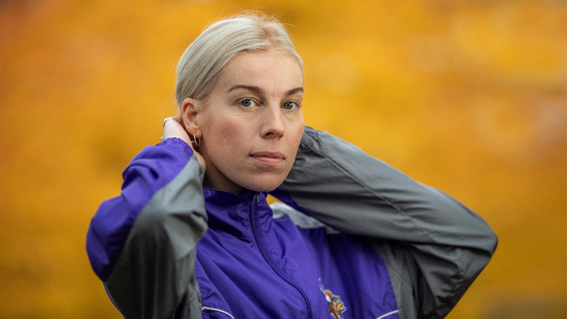 Gabrielle. Foto: Kim Erlandsen, NRK P3