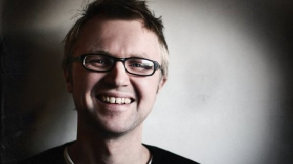 Håkon Moslet (FOTO: Kim Erlandsen, NRK)