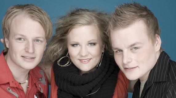 Programlederne i mP3. (Foto: NRK)