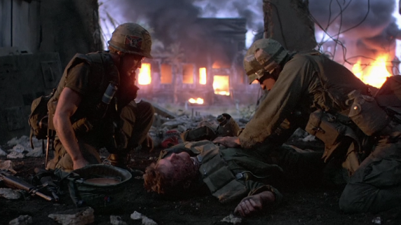 Full Metal Jacket er nok en god krigsfilm.( Foto: Warner Bros. Pictures)