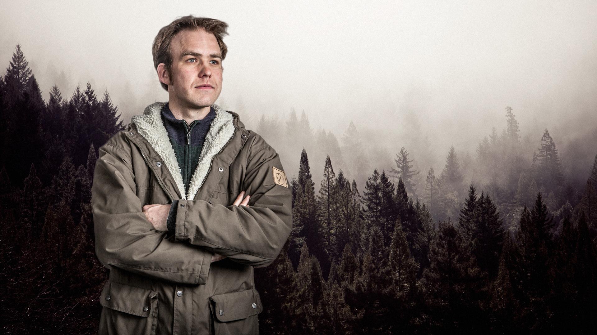 Utkant (Foto: Kim Erlandsen NRK P3).