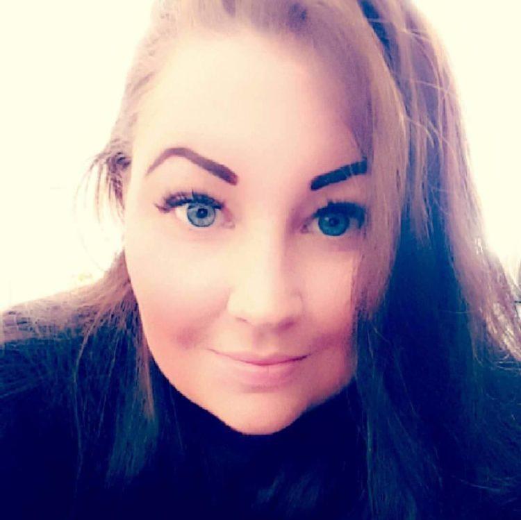 Katinka Nordahl (29) grunnla gruppa og er administrator. Foto: Privat.