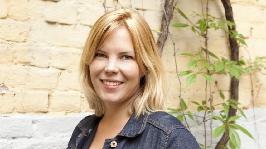 Forfatter Marta Breen vet mye om damer. Nå gir hun ut quiz-book. Foto: