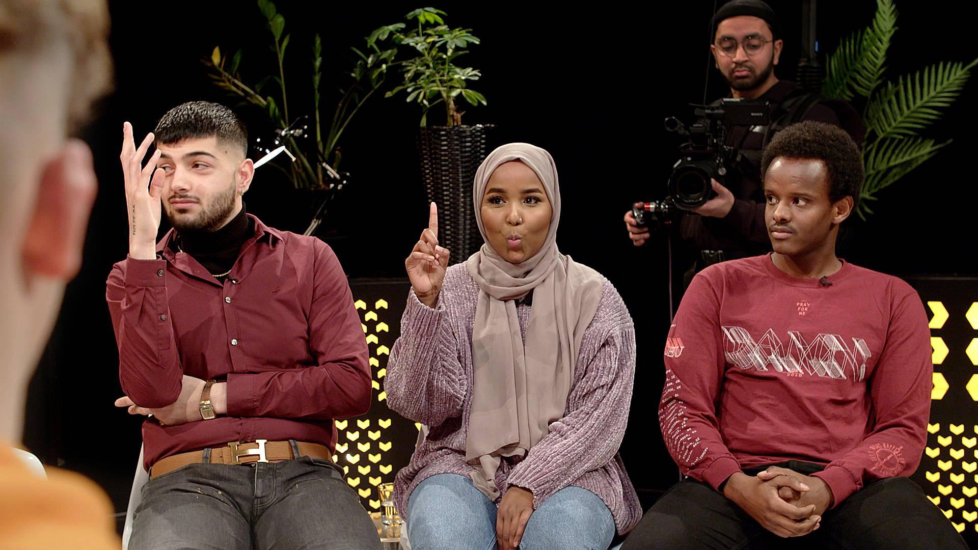 Chattes episode 2 - rasisme